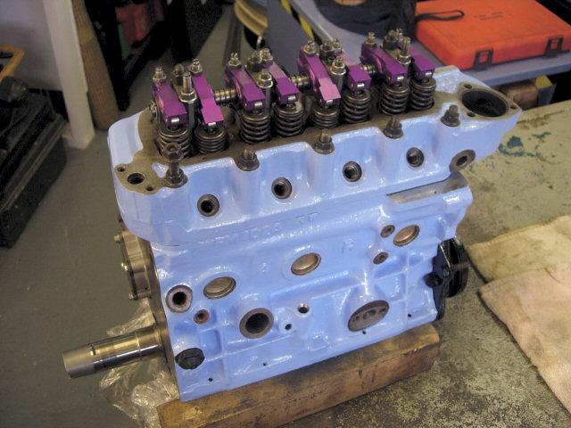 MINIDIVISION - Gallery - 1293cc Engine Rebuild